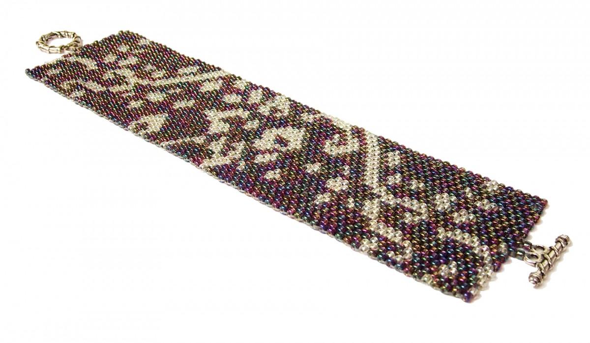 Я 20 лет преподавала бисерное плетение, но мне легче.
