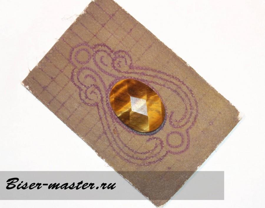 Изделия из бисера, мастер класс, схемы плетения бисером.